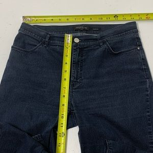 Lafayette 148 New York Jeans - Women's Size 6 Lafayette 148 Washed Out Crop Jeans